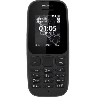 Nokia 105 Black UA