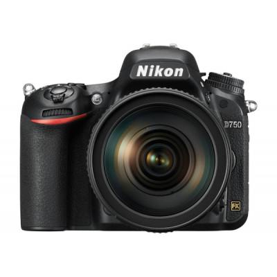 Nikon D750 kit (24-120mm f/4 VR)