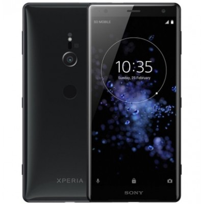 Sony Xperia XZ2 H8296 Liquid Black