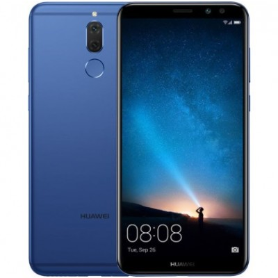Смартфон HUAWEI Mate 10 Lite 64GB Blue (51091YGH)