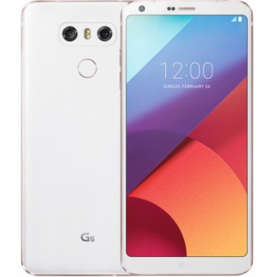 LG G6 32GB White