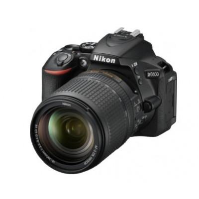 Nikon D5600 kit (18-140mm VR)