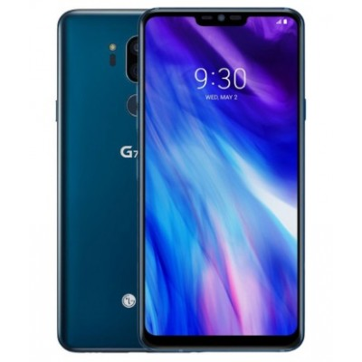 LG G7 ThinQ 6/128GB Moroccan Blue