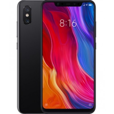 Xiaomi Mi 8 6/128GB Black (Global Rom)