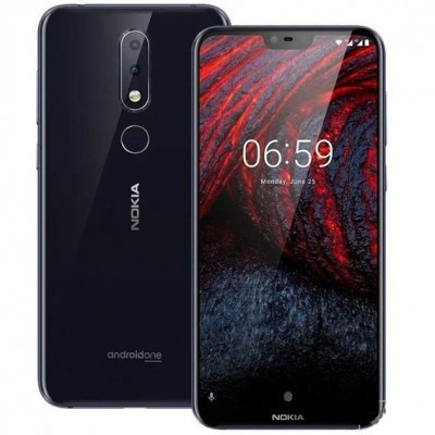 Nokia 6.1 Plus 4/64Gb Dual Blue