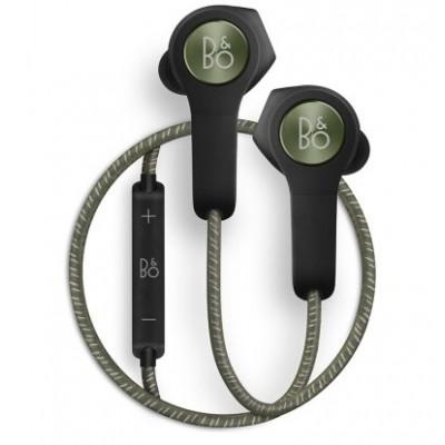 Наушники с микрофоном Bang & Olufsen BeoPlay H5 Moss Green