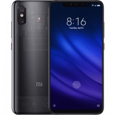 Xiaomi Mi 8 Pro 8/128GB Transparent Black (Global Version)