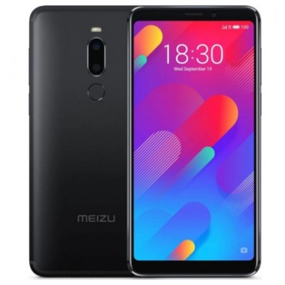 Meizu M8 4/64GB Black EU