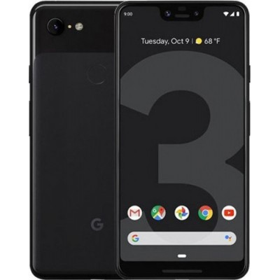 Google Pixel 3 XL 4/64GB Just Black