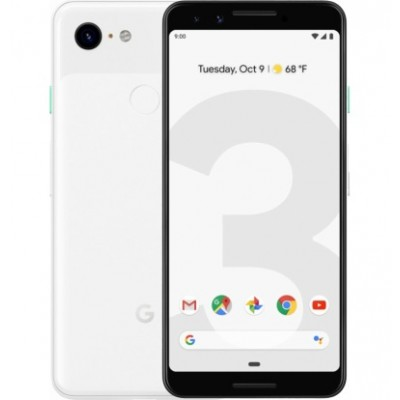 Google Pixel 3 4/128GB Clearly White