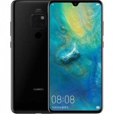 HUAWEI Mate 20 6/128GB Black EU