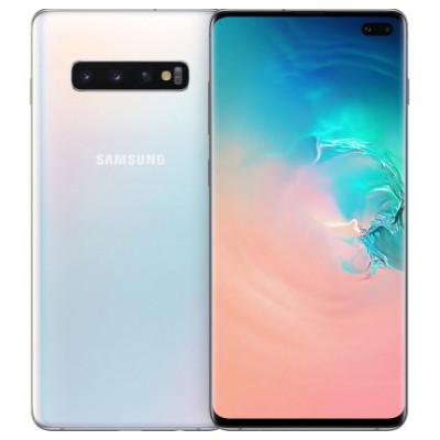 Samsung Galaxy S10+ SM-G975 DS 128GB White (SM-G975FZWD)