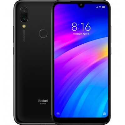 Xiaomi Redmi 7 3/32GB Black EU