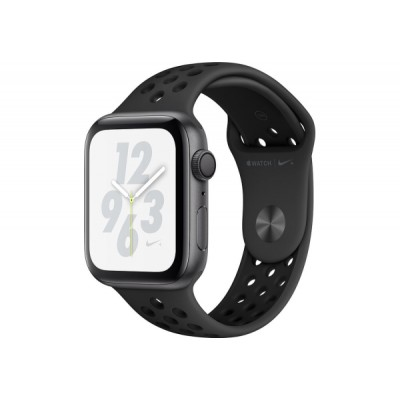 Apple Watch Nike+ Series 4 GPS 40mm Gray Alum. w. Anthracite/Black Nike Sport b. Gray Alum. (MU6J2)