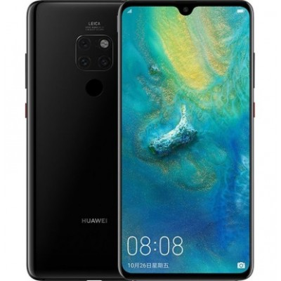 HUAWEI Mate 20 DS 6/64GB Black