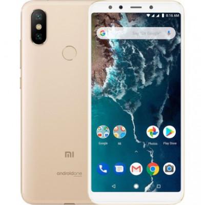 Xiaomi Mi A2 6/128GB Gold EU