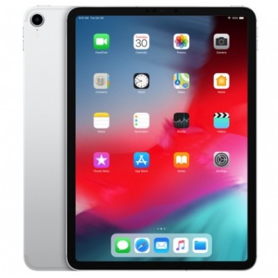 Apple iPad Pro 11 2018 Wi-Fi + Cellular 512GB Silver (MU1M2, MU1U2)