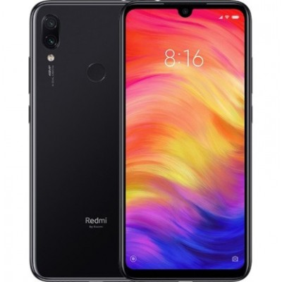 Xiaomi Redmi Note 7 4/128Gb Black EU