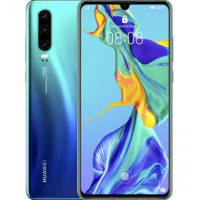 HUAWEI P30 6/128GB Aurora (51093NDH) EU