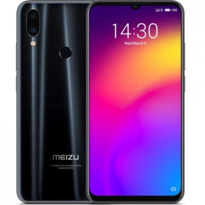 Meizu Note 9 4/64Gb Black EU