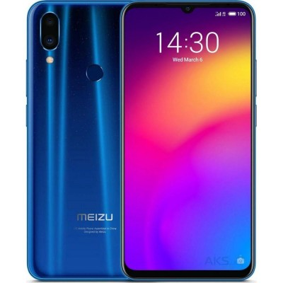 Meizu Note 9 4/64GB Blue EU