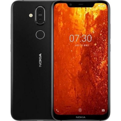 Nokia X7 Dual Sim 6/64GB Black