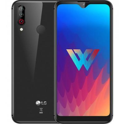 LG W30 3/32GB Platinum Gray