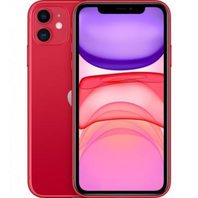 Apple iPhone 11 128GB Dual Sim Product Red (MWN92)