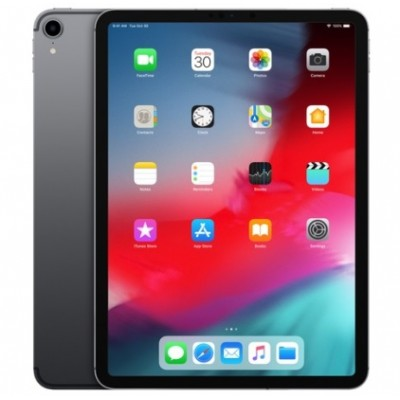 Apple iPad Pro 11 2018 Wi-Fi 256GB Space Gray (MTXQ2)