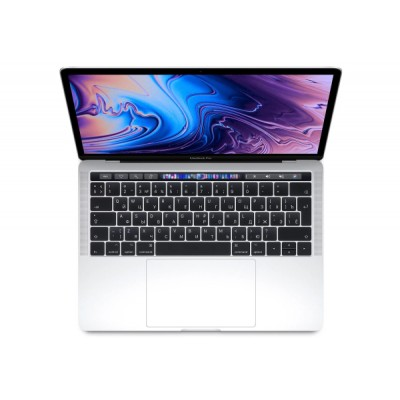 """Apple MacBook Pro 15"""" Silver 2018 (Z0V20007B) (i7 2.2GHz/ 512GB SSD/ 16GB/Radeon Pro 555X with 4 GB with TouchBar)"""