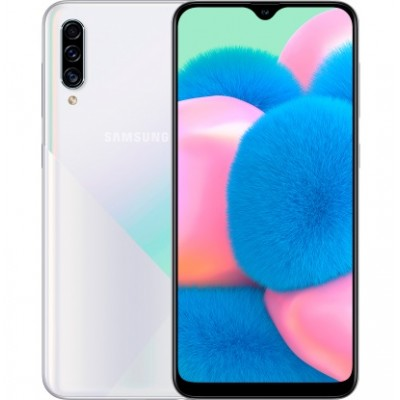 Samsung Galaxy A30s 4/64GB White (SM-A307FZWV)