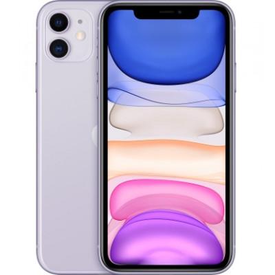 Apple iPhone 11 256GB Dual Sim Purple (MWNK2)