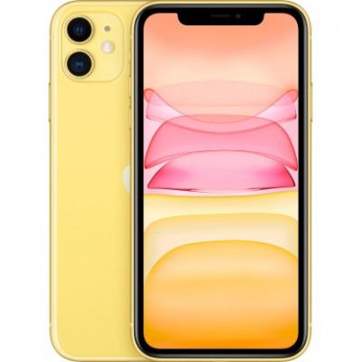 Apple iPhone 11 256GB Dual Sim Yellow (MWNJ2)