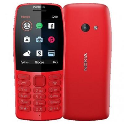Nokia 210 Dual SIM 2019 Red (16OTRR01A01) UA