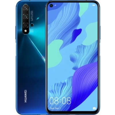 HUAWEI nova 5T 6/128GB Crush Blue (51094NFQ) EU
