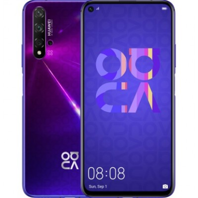 HUAWEI nova 5T 6/128GB Midsummer Purple (51094MGT) EU