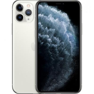 Apple iPhone 11 Pro 256GB Dual Sim Silver (MWDF2)