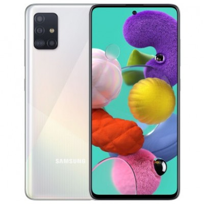 Samsung Galaxy A51 SM-A515F 4/128GB White