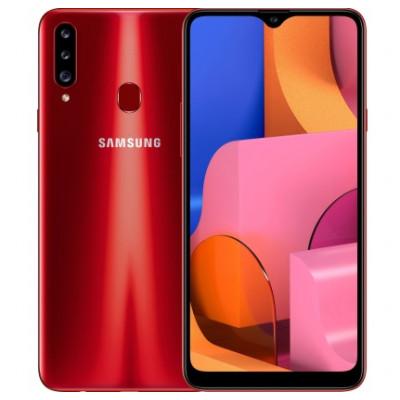 Samsung Galaxy A20s 2019 A207F 3/32GB Red (SM-A207FZRD)