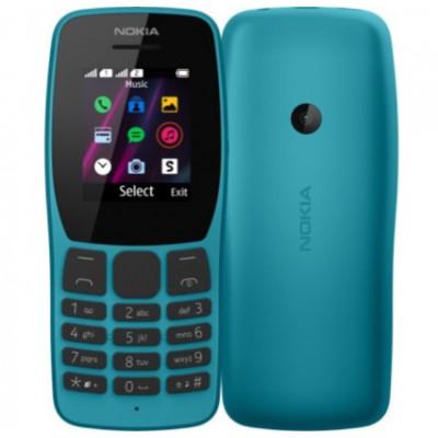 Nokia 110 Dual Sim 2019 Blue (16NKLL01A04) UA