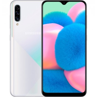 Samsung Galaxy A30s 3/32GB White (SM-A307FZWU) UA