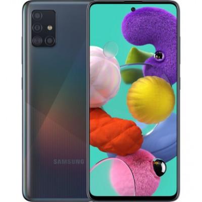 Samsung Galaxy A51 2020 4/64GB Black (SM-A515FZKU) UA
