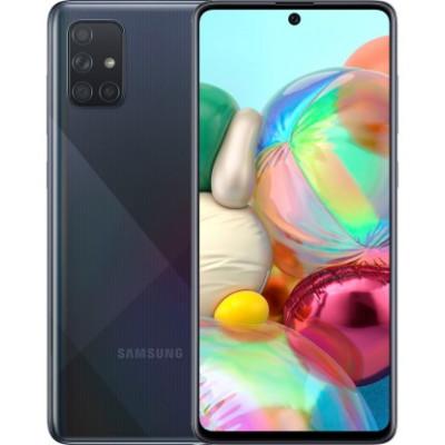 Samsung Galaxy A71 2020 6/128GB Black (SM-A715FZKU) UA
