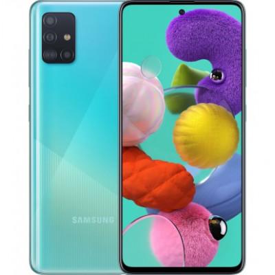 Samsung Galaxy A51 2020 6/128GB Blue (SM-A515FZBW)