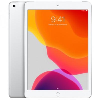 Apple iPad 10.2 Wi-Fi + Cellular 128GB Silver (MW712, MW6F2)