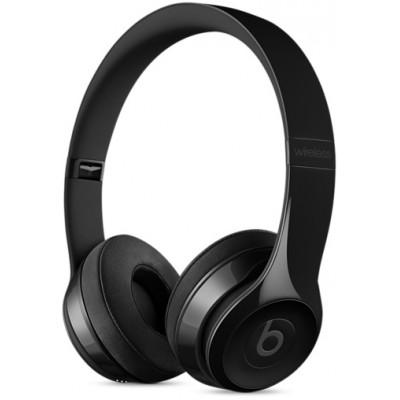 Наушники с микрофоном Beats by Dr. Dre Solo3 Wireless Gloss Black (MNEN2)