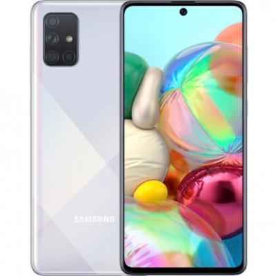 Samsung Galaxy A71 2020 8/128GB Silver