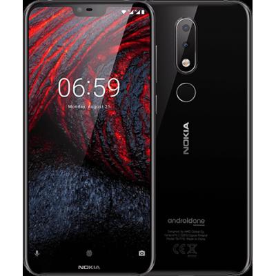 Nokia 6.1 Plus 4/64GB Black