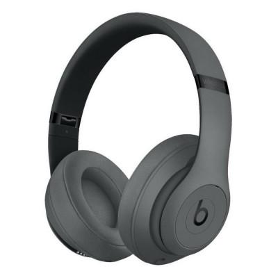 Наушники с микрофоном Beats by Dr. Dre Studio3 Wireless Grey (MTQY2)