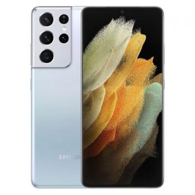 Samsung Galaxy S21 Ultra 16/512GB Phantom Silver (SM-G998BZSHSEK)